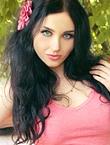Photo of beautiful Ukraine  Oksana with brown hair and blue eyes - 12202