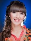 Photo of beautiful Ukraine  Oksana with brown hair and brown eyes - 19730