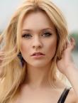 Photo of beautiful Ukraine  Oksana with blonde hair and blue eyes - 19764
