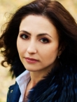 Photo of beautiful Ukraine  Oksana with light-brown hair and hazel eyes - 20018