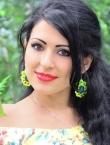 Photo of beautiful Ukraine  Oksana with black hair and brown eyes - 20060