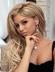 Photo of beautiful Ukraine  Olga with light-brown hair and blue eyes - 12323