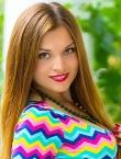 Photo of beautiful Ukraine  Olga with brown hair and brown eyes - 19483