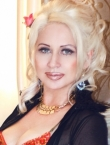 Photo of beautiful Ukraine  Svetlana with blonde hair and blue eyes - 19440