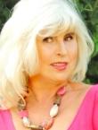 Photo of beautiful Ukraine  Svetlana with blonde hair and hazel eyes - 19791