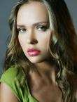 Photo of beautiful Ukraine  Tatiana with light-brown hair and brown eyes - 20104