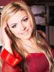 Photo of beautiful Ukraine  Tatiana with blonde hair and green eyes - 20152