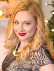 Photo of beautiful Ukraine  Tatyana with blonde hair and green eyes - 19594