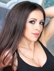 Photo of beautiful Ukraine  Tatyana with brown hair and brown eyes - 20256