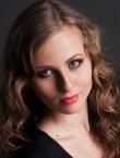 Photo of beautiful Ukraine  Tatyana with light-brown hair and green eyes - 20269