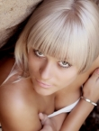 Photo of beautiful  woman Tatyana with blonde hair and green eyes - 20736