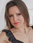 Photo of beautiful Ukraine  Valeria with light-brown hair and brown eyes - 20085