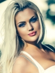 Photo of beautiful Ukraine  Valeria with blonde hair and blue eyes - 21302