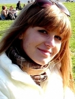 Photo of beautiful Ukraine  Valeria with blonde hair and blue eyes - 21633