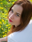 Photo of beautiful Czech Republic  Valeria with red hair and blue eyes - 21796