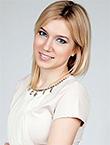Photo of beautiful  woman Valeriya with blonde hair and grey eyes - 17954