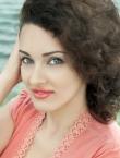 Photo of beautiful Ukraine  Valeriya with brown hair and blue eyes - 19623