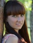 Photo of beautiful Ukraine  Valeriya with black hair and blue eyes - 20164