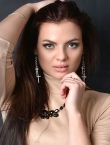 Photo of beautiful Ukraine  Valeriya with brown hair and green eyes - 21008