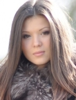 Photo of beautiful Ukraine  Valeriya with light-brown hair and green eyes - 21291
