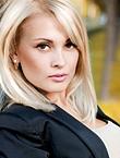 Photo of beautiful Ukraine  Veronika with blonde hair and hazel eyes - 12249