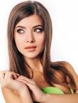 Photo of beautiful Ukraine  Viktoria with light-brown hair and green eyes - 19604