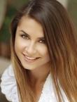 Photo of beautiful Ukraine  Viktoria with light-brown hair and green eyes - 19635