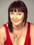 Photo of beautiful Ukraine  Viktoria with brown hair and green eyes - 19804