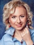 Photo of beautiful Ukraine  Viktoria with blonde hair and brown eyes - 19859
