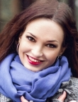 Photo of beautiful Ukraine  Viktoria with brown hair and brown eyes - 19860