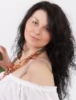 Photo of beautiful Ukraine  Viktoria with black hair and brown eyes - 20110