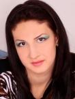 Photo of beautiful Ukraine  Viktoria with brown hair and hazel eyes - 20181