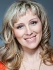 Photo of beautiful Ukraine  Viktoria with blonde hair and brown eyes - 20200