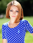 Photo of beautiful Ukraine  Yana with brown hair and brown eyes - 17969