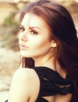 Photo of beautiful Ukraine  Yana with brown hair and brown eyes - 19486