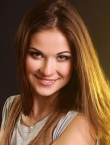 Photo of beautiful Ukraine  Yana with light-brown hair and green eyes - 20350