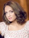 Photo of beautiful Ukraine  Yana with light-brown hair and green eyes - 20579
