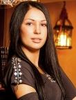 Photo of beautiful Ukraine  Yulia with black hair and hazel eyes - 19741