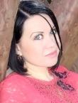 Photo of beautiful Ukraine  Yulia with black hair and blue eyes - 20105