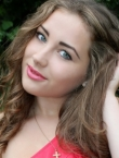 Photo of beautiful Ukraine  Yulia with light-brown hair and green eyes - 20358