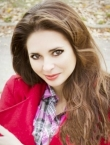 Photo of beautiful Ukraine  Yulia with brown hair and brown eyes - 20600
