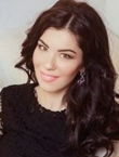 Photo of beautiful Ukraine  Yulia with black hair and brown eyes - 20673