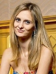 Photo of beautiful Ukraine  Yulia with light-brown hair and blue eyes - 21546