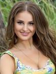 Photo of beautiful Ukraine  Yuliya with light-brown hair and brown eyes - 19960