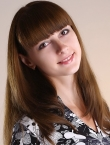 Photo of beautiful Ukraine  Yuliya with brown hair and brown eyes - 21189