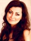 Photo of beautiful Ukraine  Yuliya with light-brown hair and grey eyes - 21572