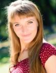 Photo of beautiful Ukraine  Yuliya with light-brown hair and blue eyes - 22094