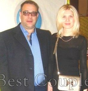 Paulo and Irina